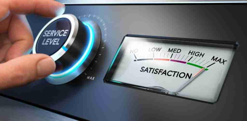 Service_Level_Satisfaction